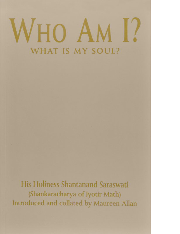 Who Am I? What is my Soul?